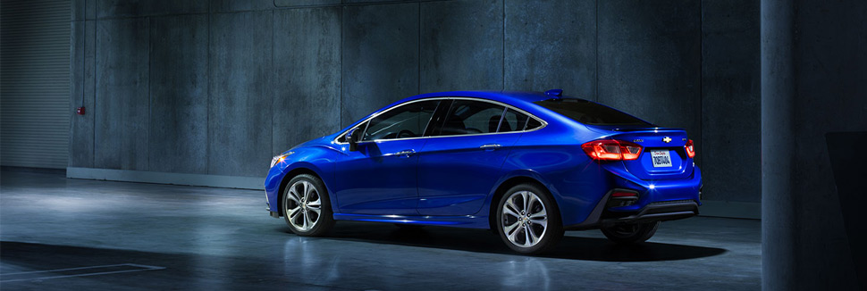 The All-New Cruze
