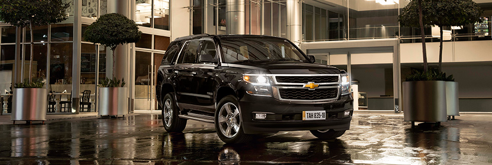 The All-New Tahoe