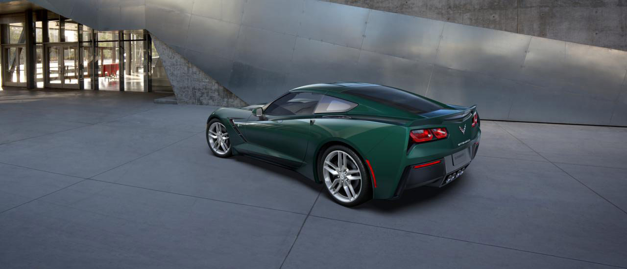Lime Rock Green Metallic